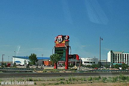 casino west of albuquerque